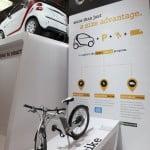 Smart Car's ebike