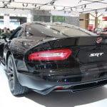 SRT Viper - Rear