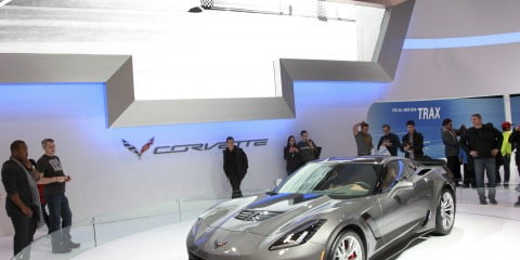 Chevrolet Corvette ZO6 Stingray