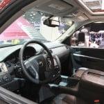 2014 Silverado 3500 Crew Cab - Interior