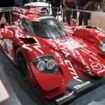 Mazda Skyactiv Diesel Prototype racecar