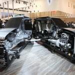 Range Rover Range Rover Sport - Cut In Half