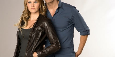 Emily Rose and Colin Ferguson from Haven season 4
