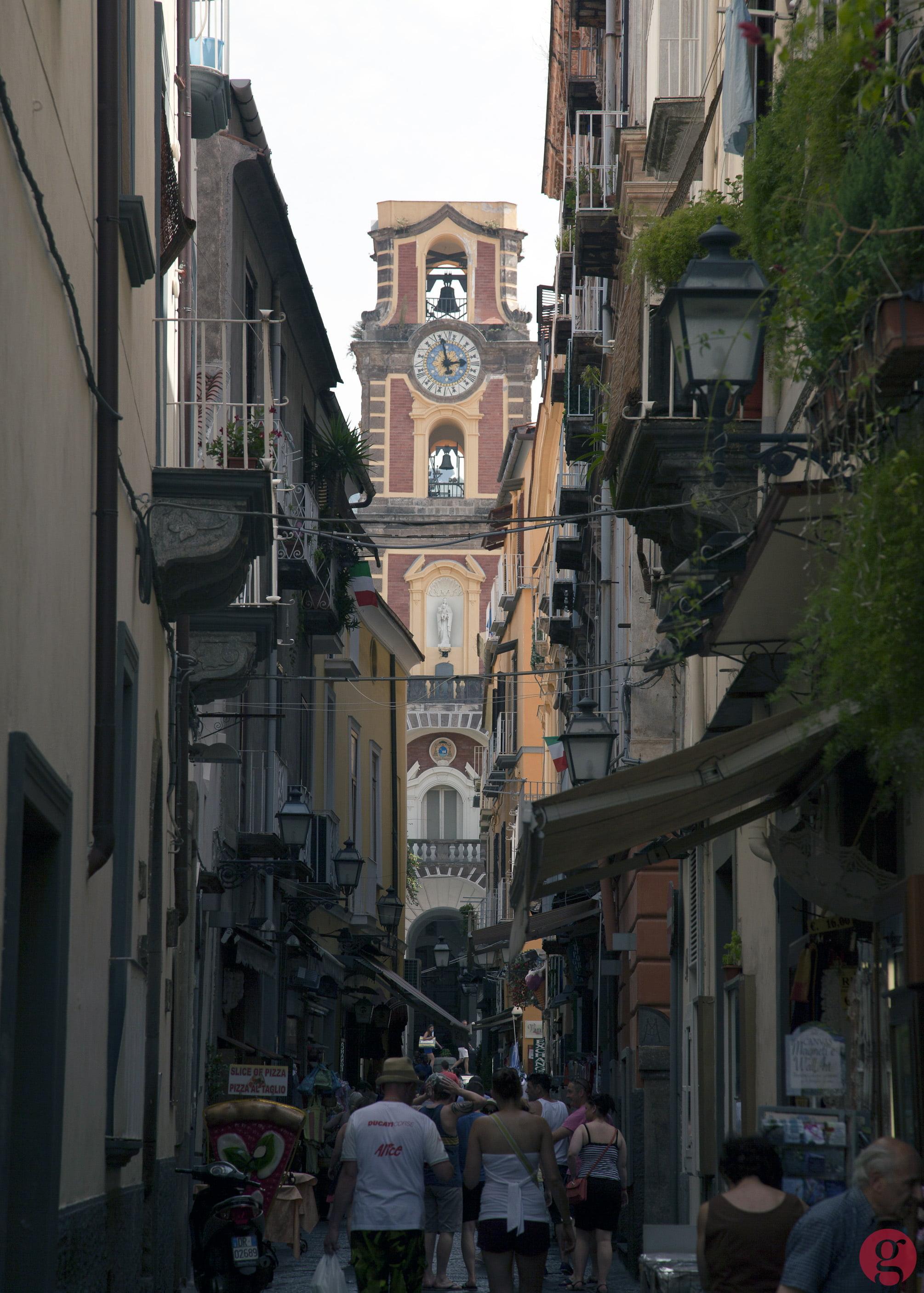 Streets of Sorrento