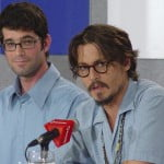 Mike Johnson and Johnny Depp