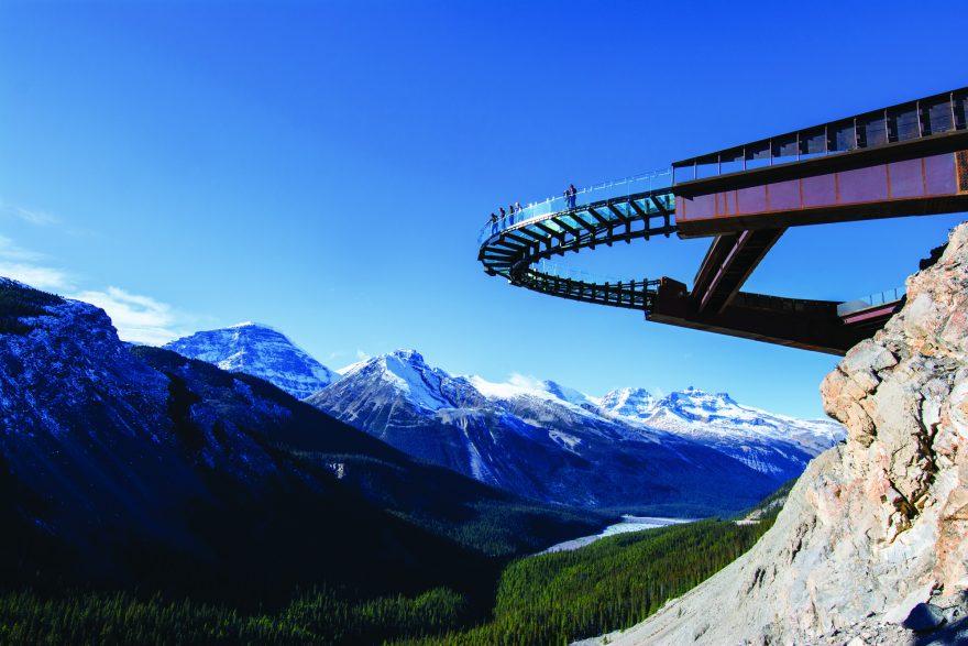 Glacier Skywalk - Panorama
