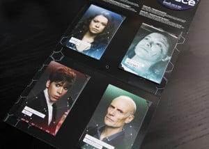 Orphan Black press kit - characters