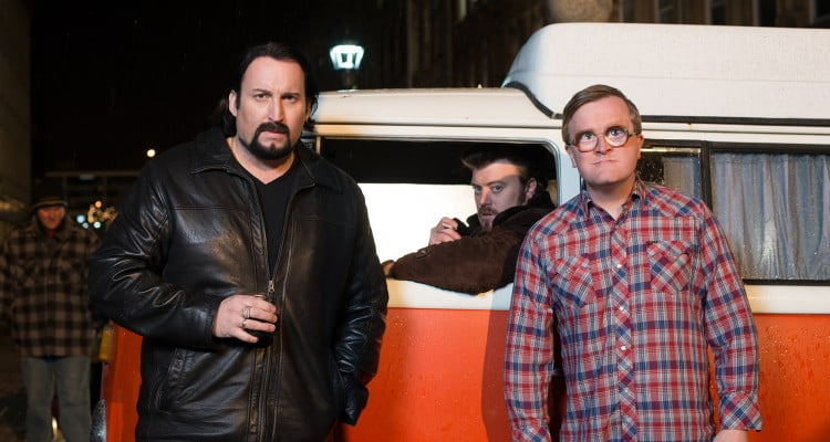 John Paul Tremblay, Robb Wells and Mike Smith