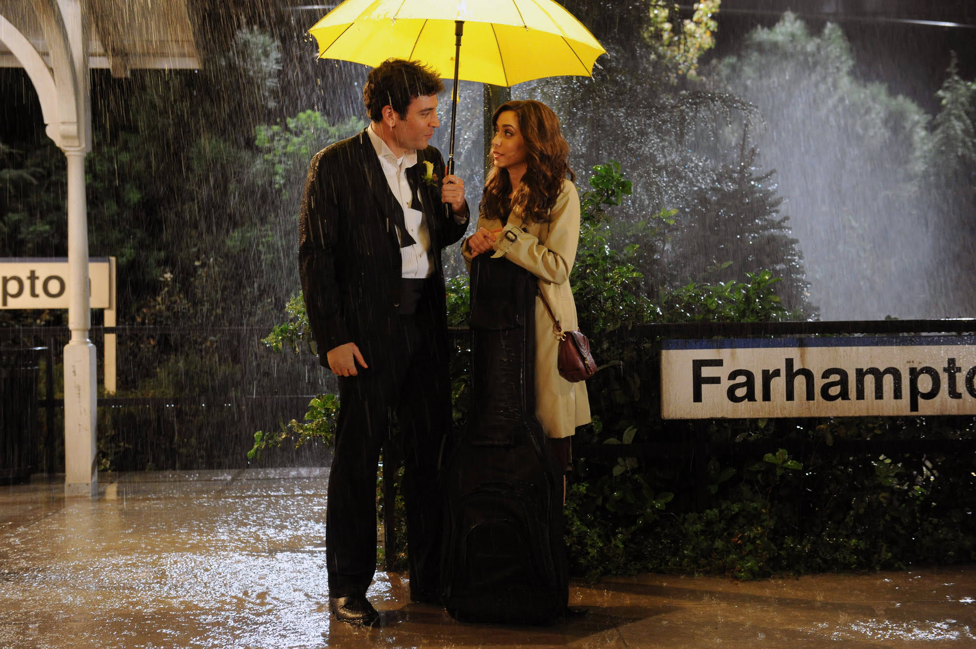 How I Met Your Mother - Farhampton station