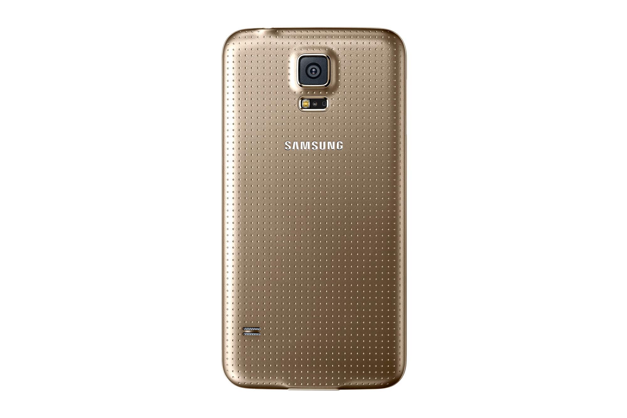 Samsung Galaxy S5 - Copper Gold