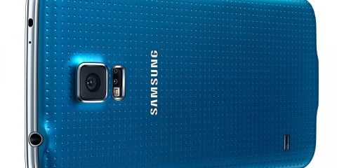 Samsung Galaxy S5 - Electric Blue