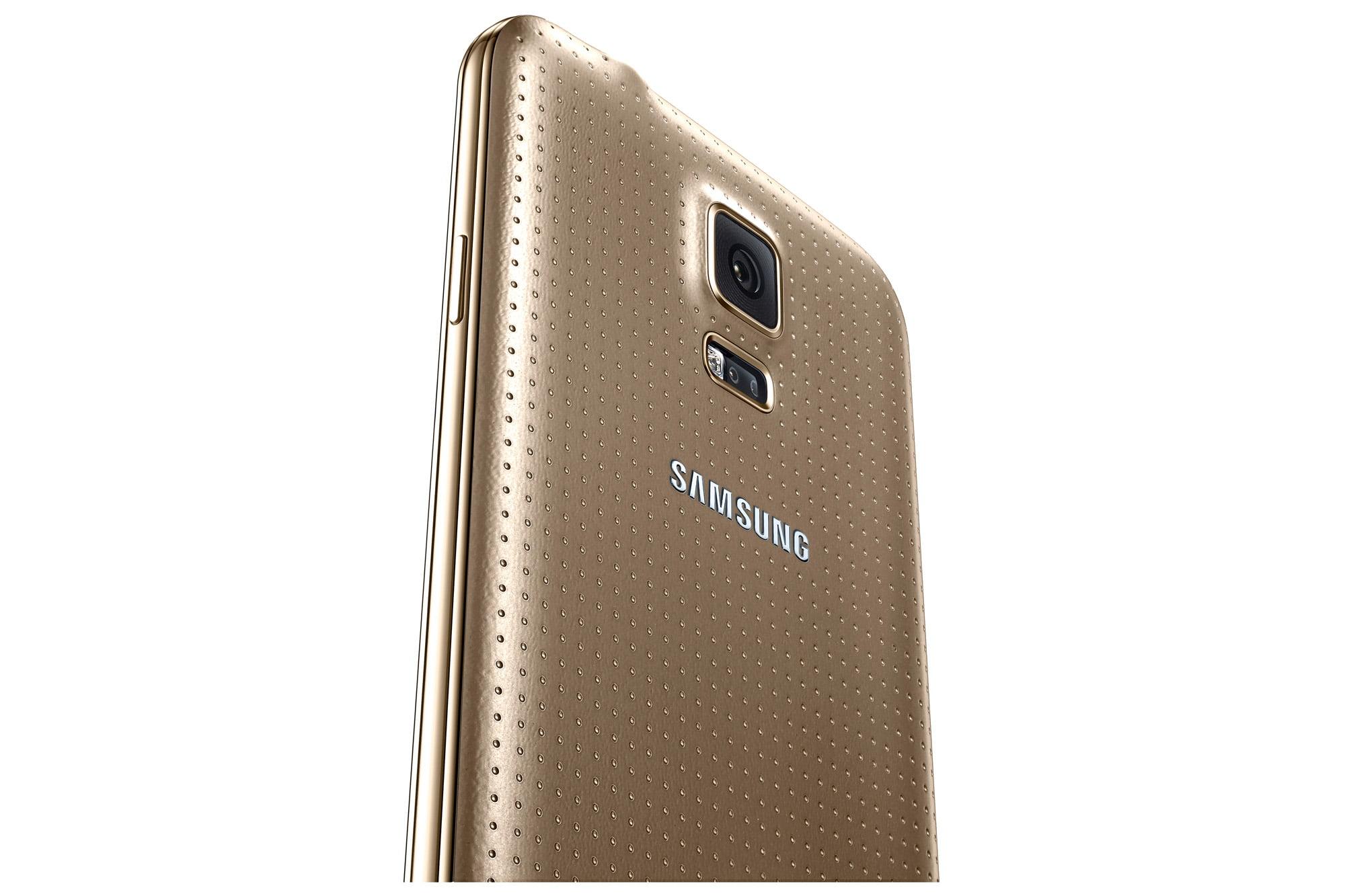 S5 Copper Gold - Back