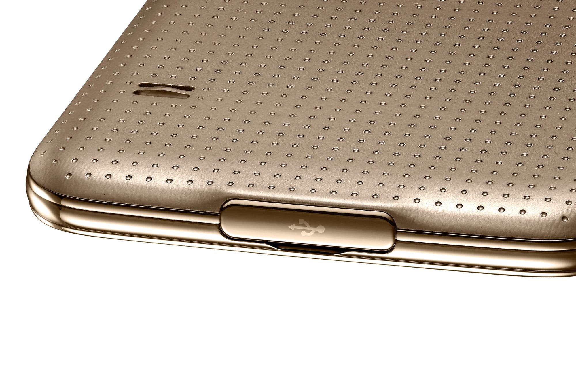 S5 Copper Gold - Bottom