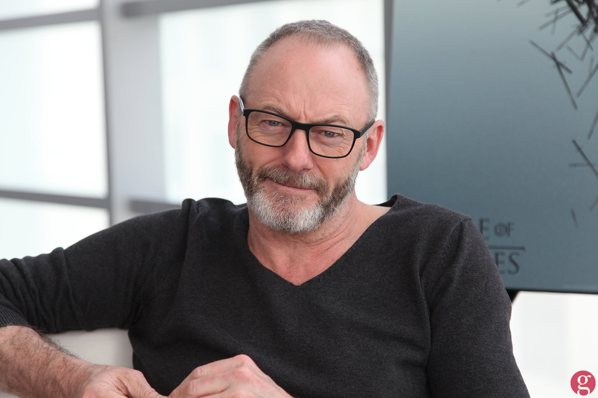 Liam Cunningham net worth salary