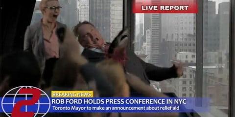 Rob Ford in Sharknado 2