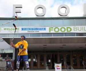 Paz, Hockey Circus Show