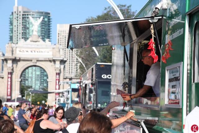 CNE Food Trucks