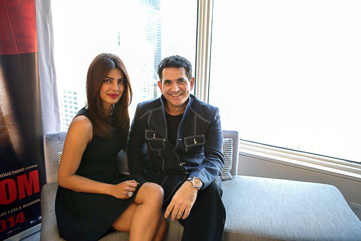 Priyanka Chopra & Omung Kumar