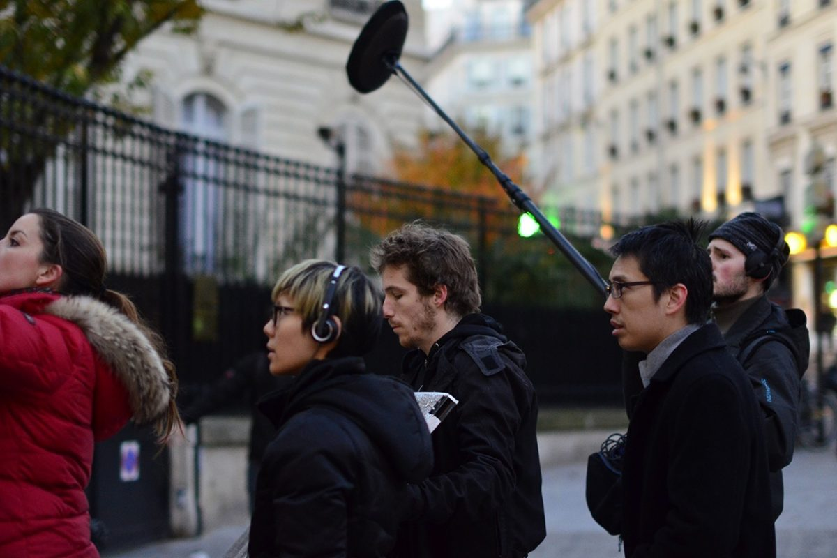 Rooth Tang directing Sway