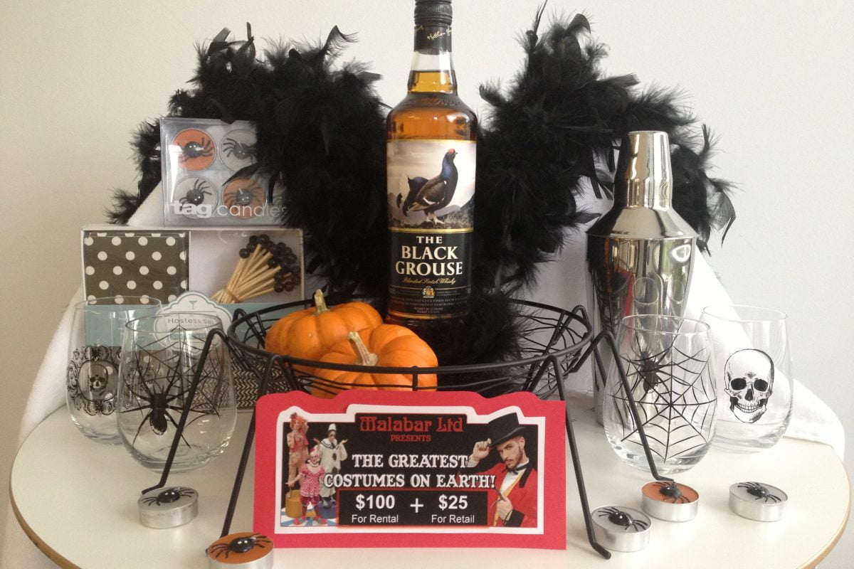 Black Grouse Prize Pack