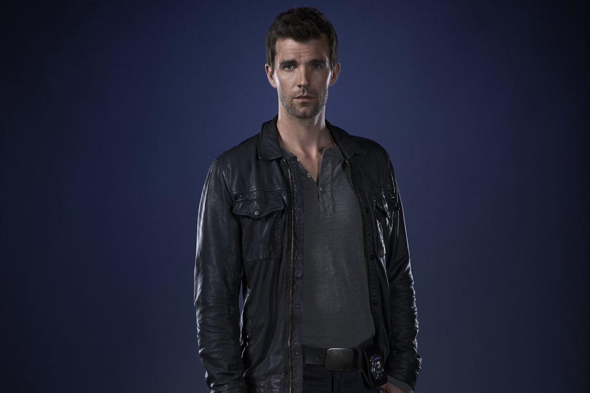 Lucas Bryant in Haven season 5