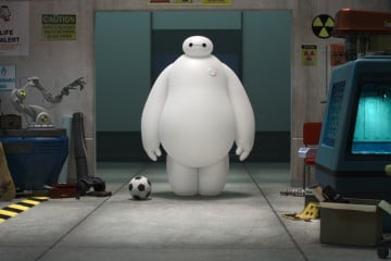 Baymax in Big Hero 6