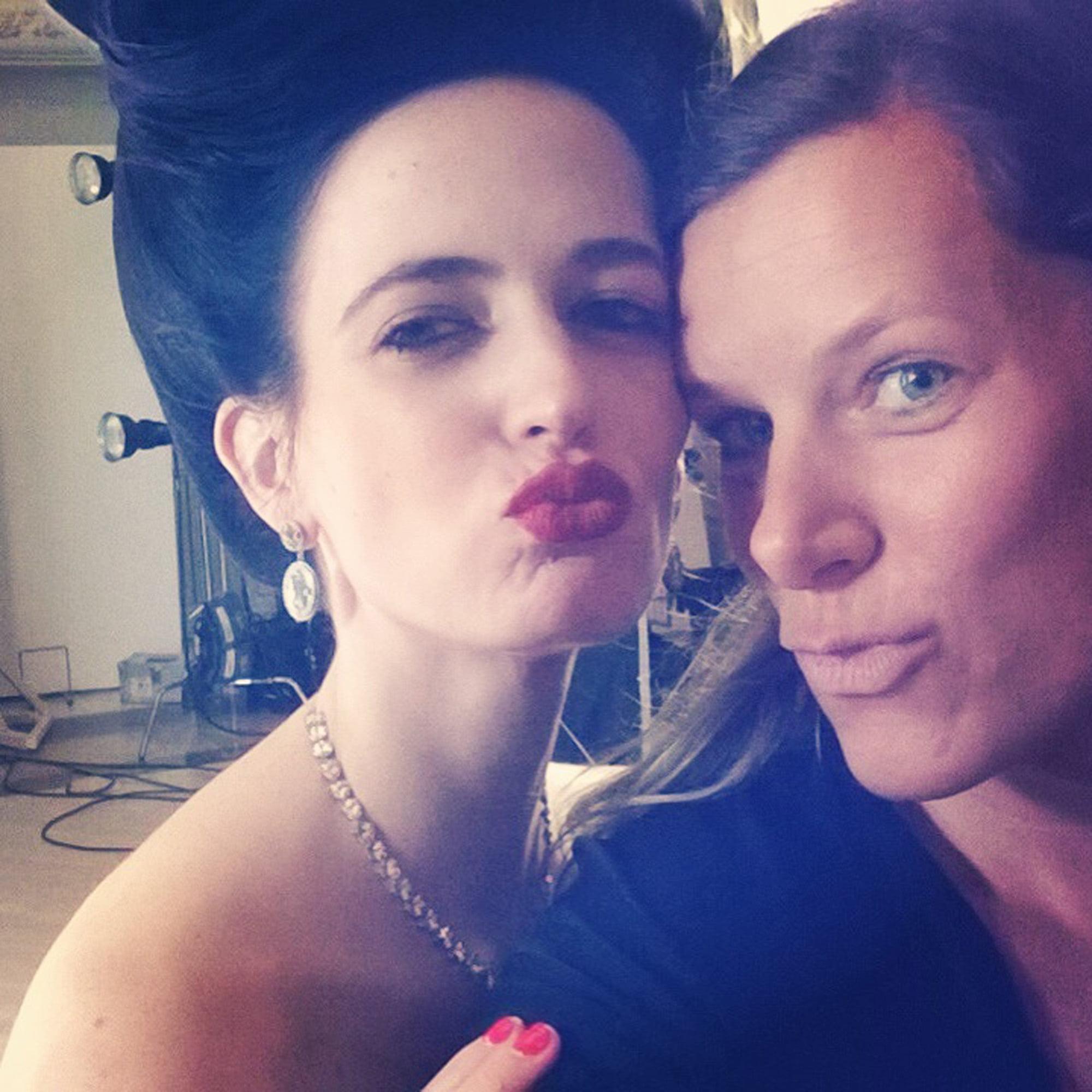 Selfie Eva Green nudes (96 images), Paparazzi