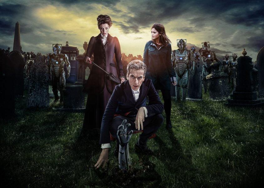 Doctor Who season 8 finale