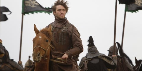 Lorenzo Richelmy as Marco Polo