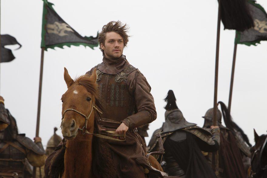 Lorenzo Richelmy as Marco Polo