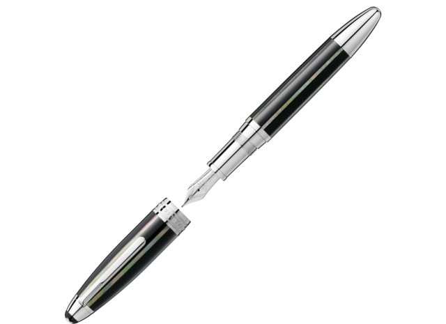 Montblanc Meisterstuck Moon Pearl LeGrand Fountain Pen