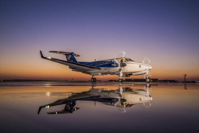 Wheels Up - King Air 350i