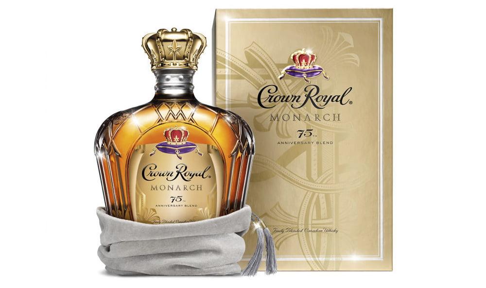 Crown Royal Monarch 75th Anniversary Blend