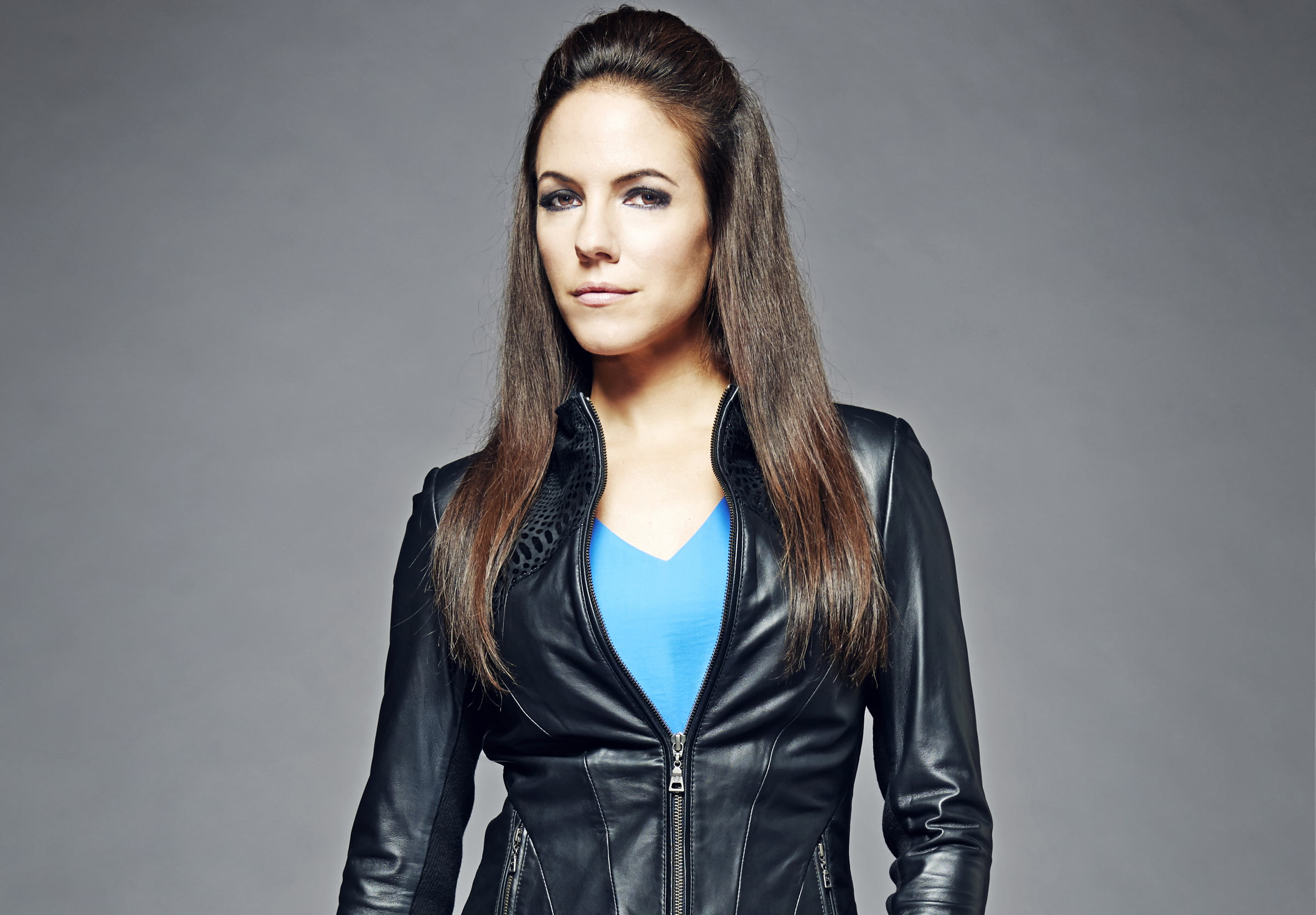 Anna Silk as Bo in Lost Girl