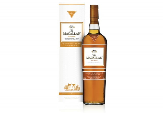 The Macallan 1824 Sienna