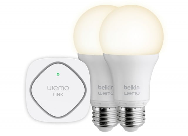 WeMo LED Lighting Starter Kit