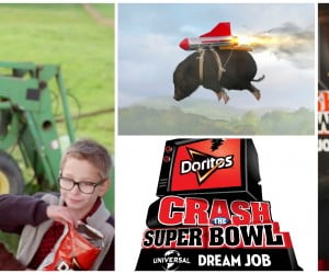 Doritos Crash The Super Bowl 2015