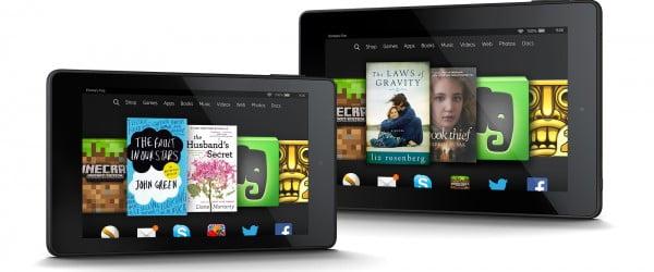 Kindle Fire HD 6 and Fire HD 7