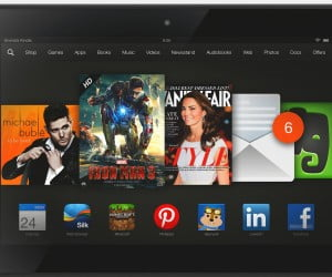 Kindle Fire HDX 8.9