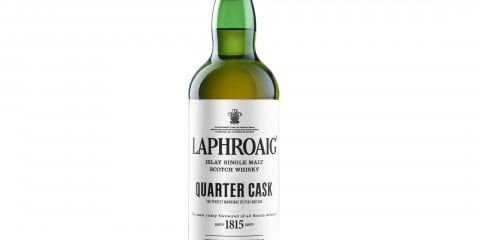 Laphroaig Quarter Cask Scotch