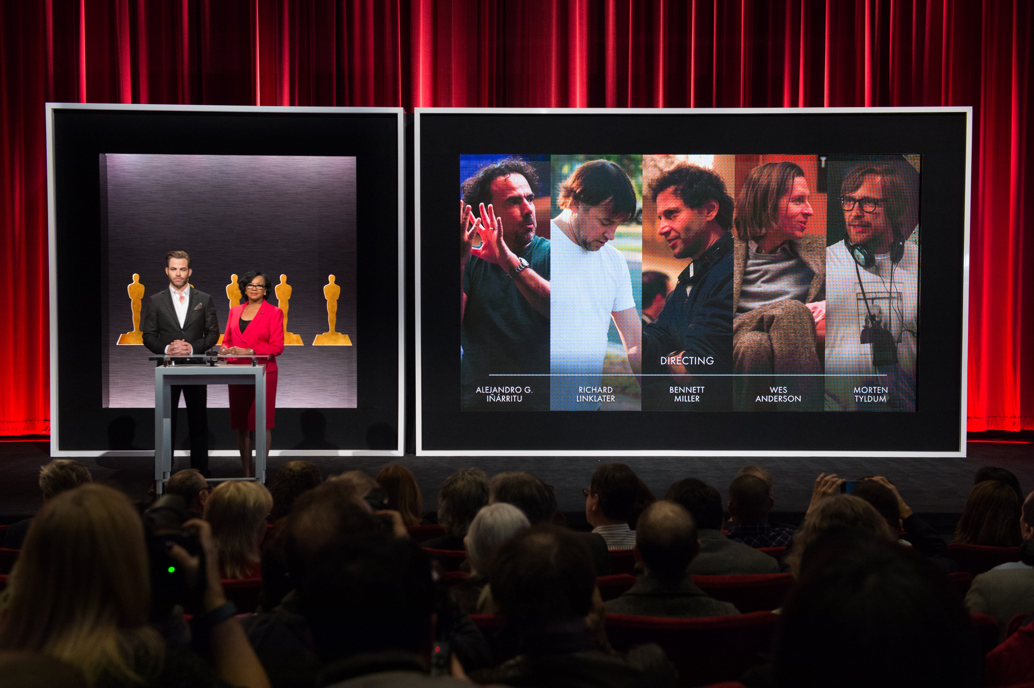 87th Academy Awards Nominations