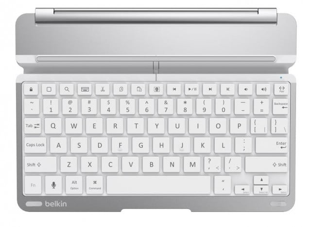 Belkin QODE Thin Type Keyboard Case for iPad Air
