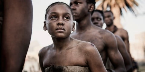 Shailyn Pierre-Dixon in The Book of Negroes
