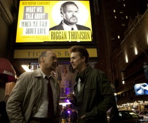 Birdman starring Michael Keaton and Edward Norton