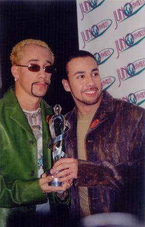 Backstreet Boys: AJ & Howie D.