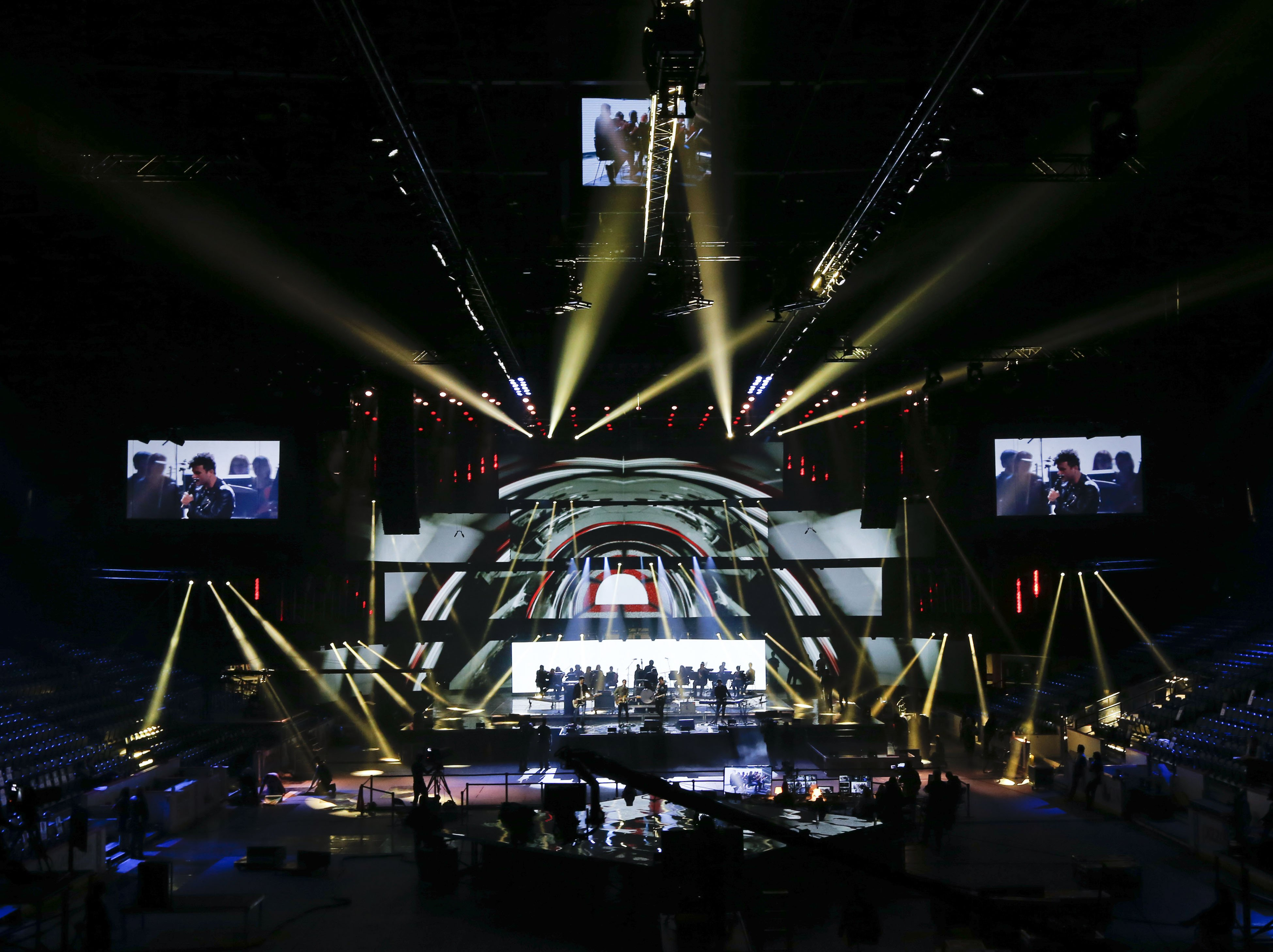 Juno Awards 2015 stage
