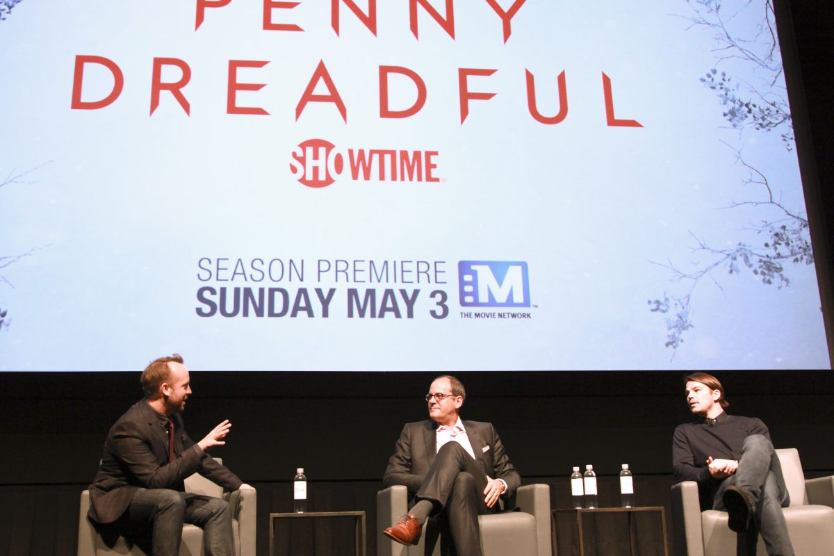Penny Dreadful Q&A