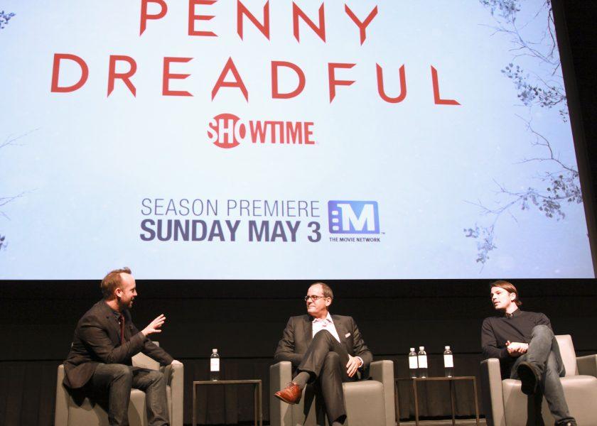 Penny Dreadful Q&A