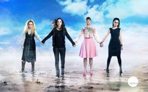 Tatiana Maslany as: Helena, Sarah, Alison, Cosima