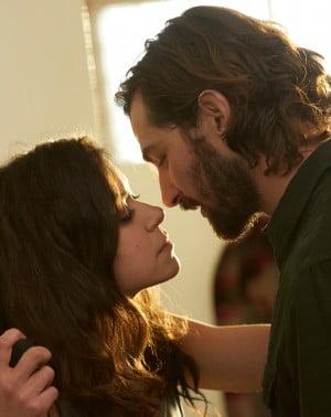 Sarah and Michiel Huisman as Cal
